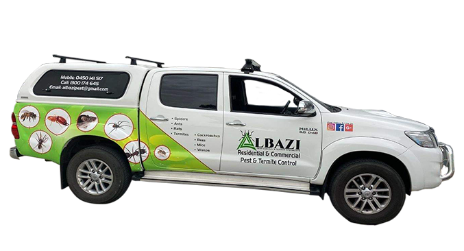 Albazi-pest-control-car-melbourne